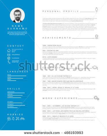 Sample resume delivered presentations